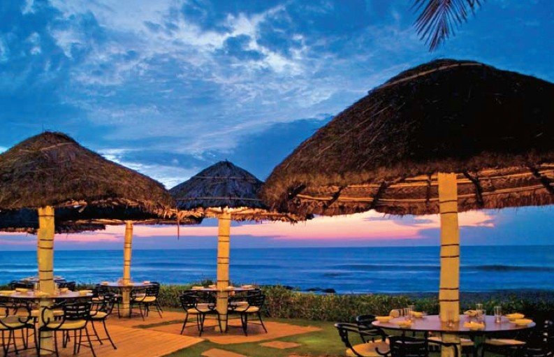 Bay-View at Vivanta by Taj -- Fisherman's Cove, Chennai // image via booking.com