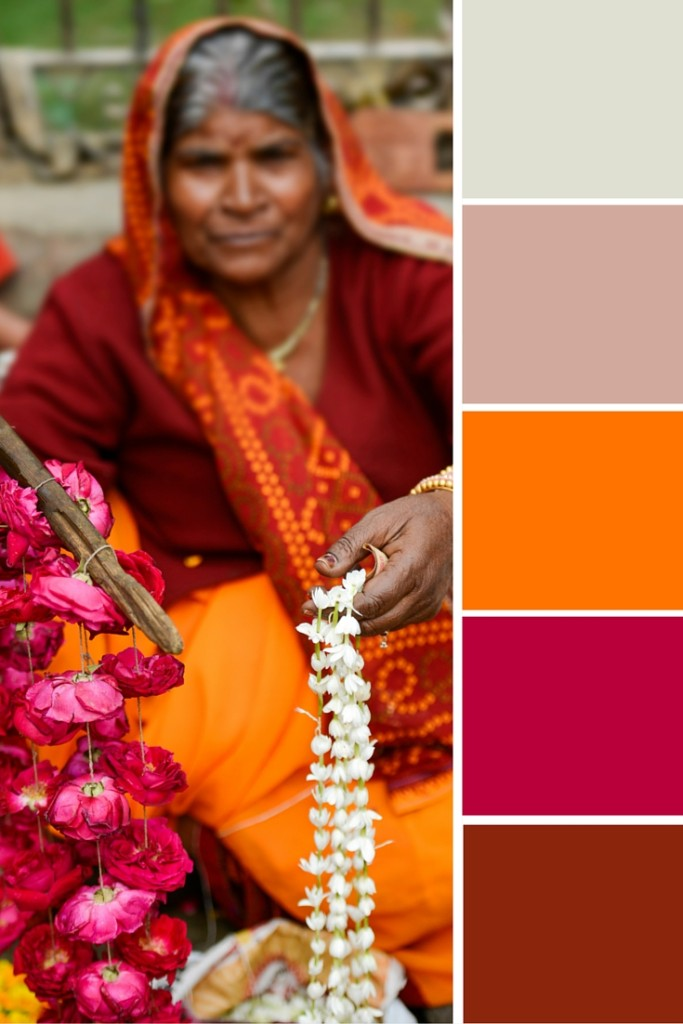 Color Inspiration for Sudara Loungewear