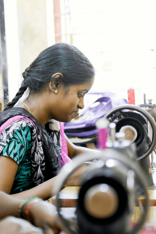 Sudara Sewing Centers Making PUNJAMMIES®